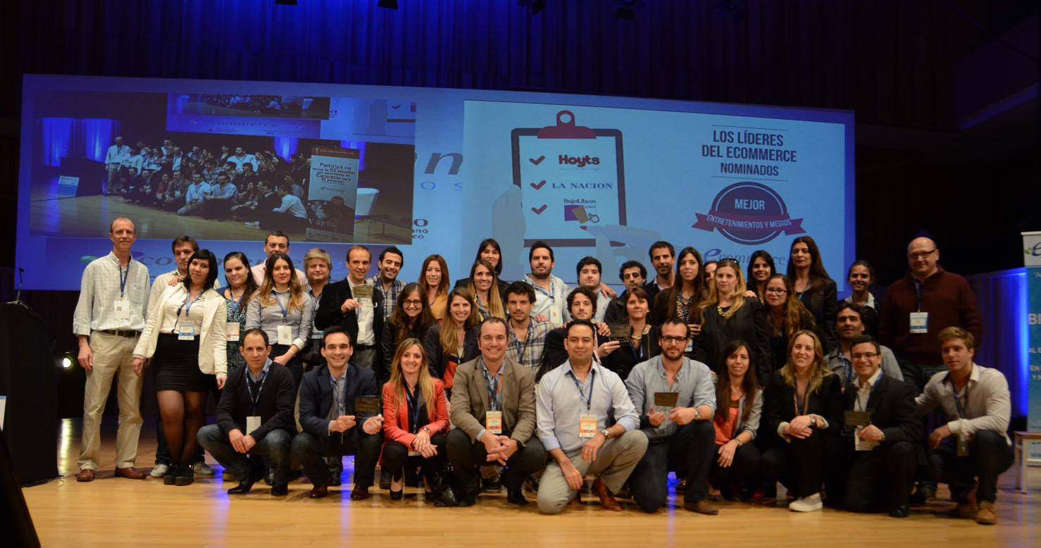 Finalistas eCommerce Award Argentina 2015