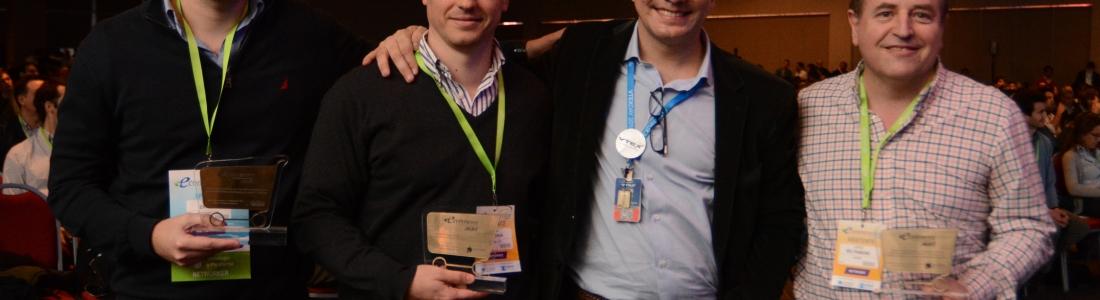 Se entregaron los eCommerce Awards Argentina 2015