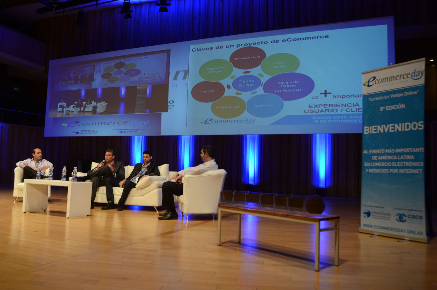 Revive el eCommerce Day Buenos Aires 2014